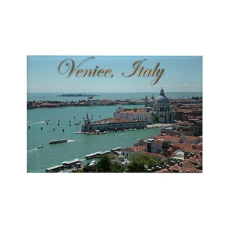 Canal Grande | Venice Rectangle Magnet