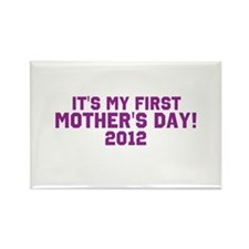 First Mothers Day Rectangle Magnet