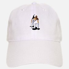 Wire Fox Terrier Baseball Baseball Cap