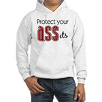 Protect Your ASSets Hooded Sweatshirt