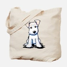 Cutie Face WFT Tote Bag