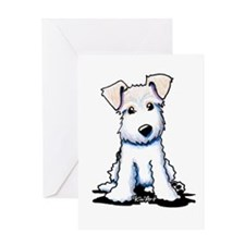Cutie Face WFT Greeting Card