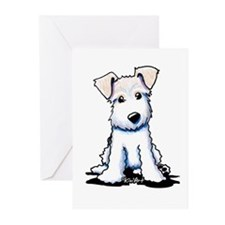 Cutie Face WFT Greeting Cards (Pk of 10)