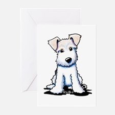 Cutie Face WFT Greeting Cards (Pk of 20)