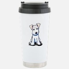 Cutie Face WFT Stainless Steel Travel Mug