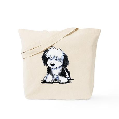 Black & White Havanese Tote Bag