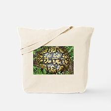 Shiny Box Turtle Tote Bag