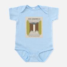 Visit The National Parks Infant Bodysuit
