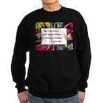 Genius and Madness Sweatshirt (dark)