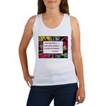Genius and Madness Women's Tank Top