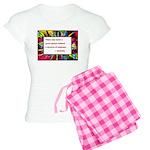 Genius and Madness Women's Light Pajamas
