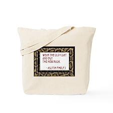 Buy the Book Tote Bag