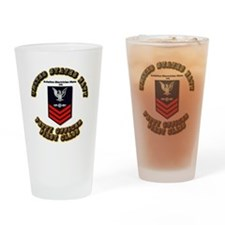 Aviation Electrician Mate (AE) with Text Drinking