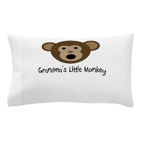 Grandma's Monkey Pillow Case