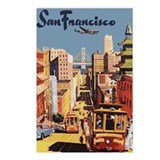 Vintage san francisco Postcards