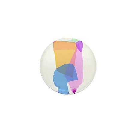 Glass Mini Button (100 pack)