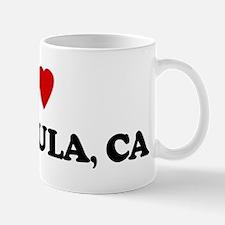 I Love Temecula Mug