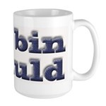 ich bin schuld Large Mug