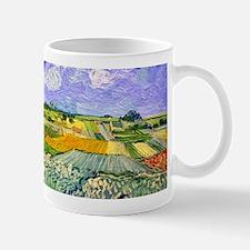 Van Gogh Plain Near Auvers Mug