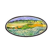 Van Gogh Plain Near Auvers Patches