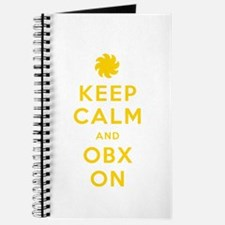 Keep Calm and OBX On Journal