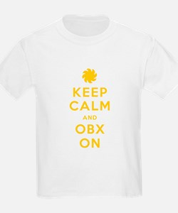 Keep Calm and OBX On T-Shirt