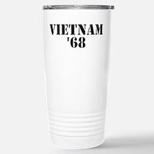 Vietnam 1968 Travel Mug