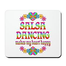 Salsa Happy Mousepad