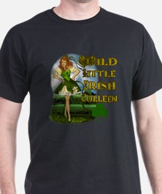 Wild Little irish Colleen T-Shirt