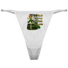 Wild Little Irish Colleen Classic Thong