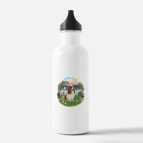 Garden-Shore-Cavalier (BL15) Water Bottle