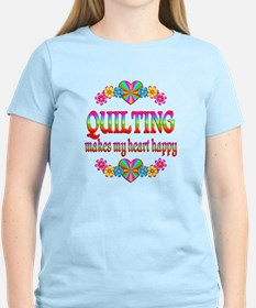 Quilting Happy T-Shirt