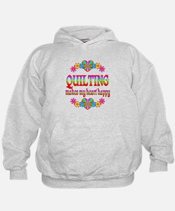 Quilting Happy Hoodie