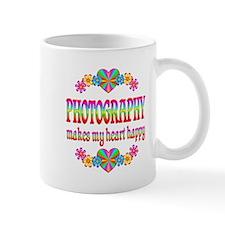 Photography Happy Mug