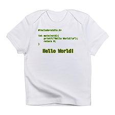 Cute Computer programmer Infant T-Shirt