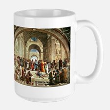 Raphael - School of Athens show Stainless Steel Tr