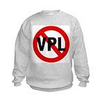Ban VPL (Visible Panty Line) Kids Sweatshirt