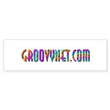 Groovynet Bumper Bumper Sticker