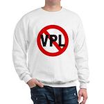 Ban VPL (Visible Panty Line) Sweatshirt