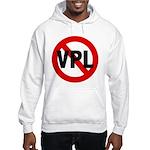 Ban VPL (Visible Panty Line) Hooded Sweatshirt