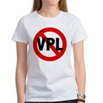 Ban VPL (Visible Panty Line) Women's T-Shirt