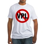 Ban VPL (Visible Panty Line) Fitted T-Shirt