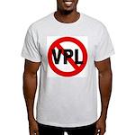 Ban VPL (Visible Panty Line) Ash Grey T-Shirt