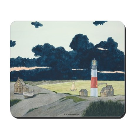 Nor'easter A-Coming Mousepad