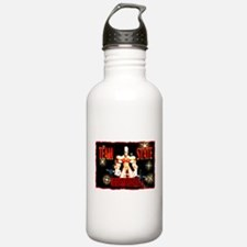 team state bodybuilding Water Bottle