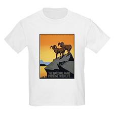 National Parks Preserve Wild Life T-Shirt