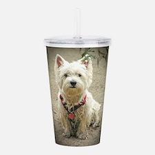 DIRTY DOG Acrylic Double-wall Tumbler