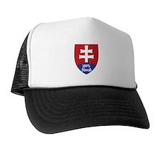 All Slovak Trucker Hat