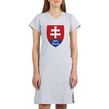 All Slovak Women's Nightshirt