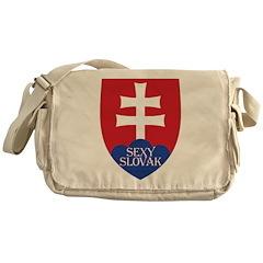 Sexy Slovak Messenger Bag